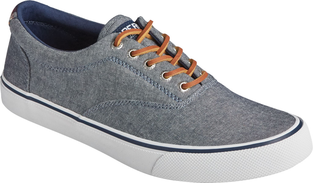 Men's Sperry Top-Sider Striper II CVO Chambray Sneaker, , large, image 1