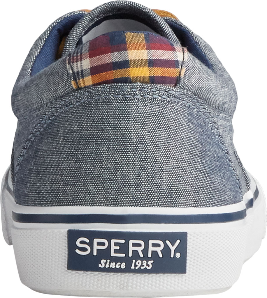 Men's Sperry Top-Sider Striper II CVO Chambray Sneaker, , large, image 4