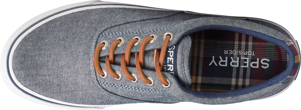 Men's Sperry Top-Sider Striper II CVO Chambray Sneaker, , large, image 5