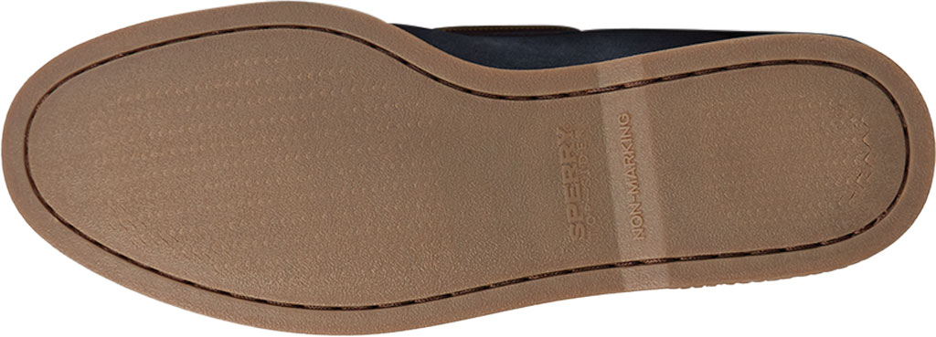 Men's Sperry Top-Sider Authentic Original 3-Eye Suede Boat Shoe, Navy/Gum Suede, large, image 6