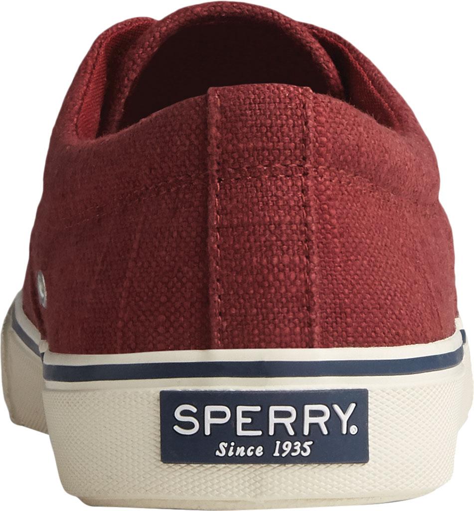 Men's Sperry Top-Sider Striper II CVO Baja Linen Sneaker, , large, image 4