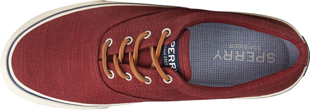 Men's Sperry Top-Sider Striper II CVO Baja Linen Sneaker, , large, image 5