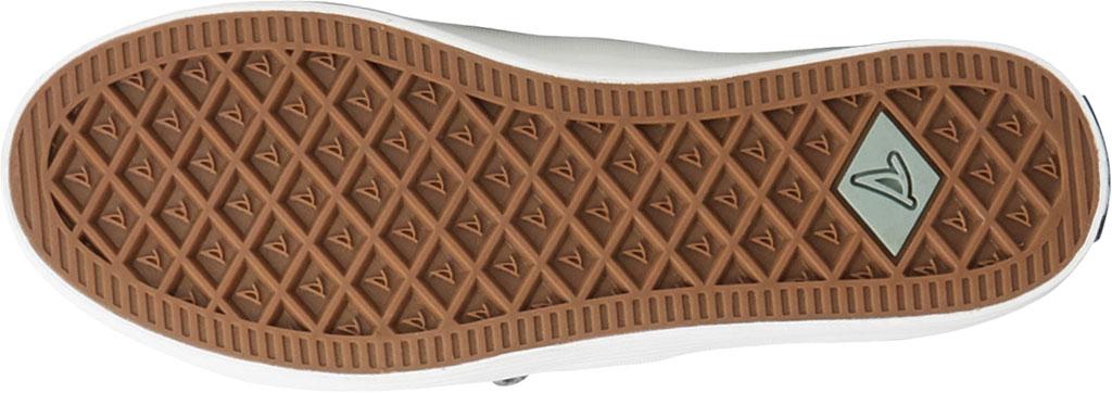 Women's Sperry Top-Sider Crest Vibe Platform Leather Sneaker, Sage Leather, large, image 6