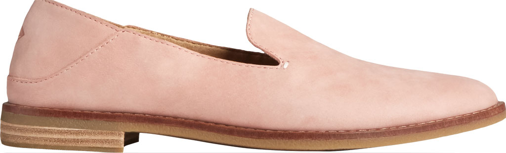 Women's Sperry Top-Sider Seaport Levy Starlight Leather Loafer, Blush Leather, large, image 2