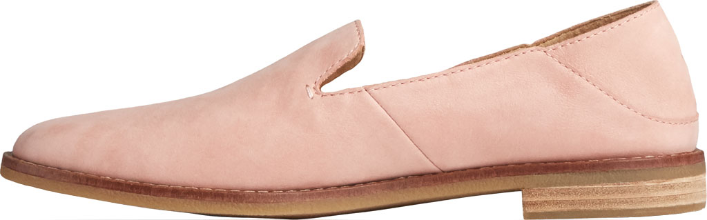 Women's Sperry Top-Sider Seaport Levy Starlight Leather Loafer, Blush Leather, large, image 3
