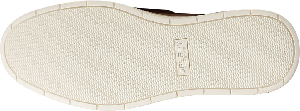 Women's Sperry Top-Sider Authentic Original Platform Sparkle Boat Sneaker, Tan/Gold Textile, large, image 6