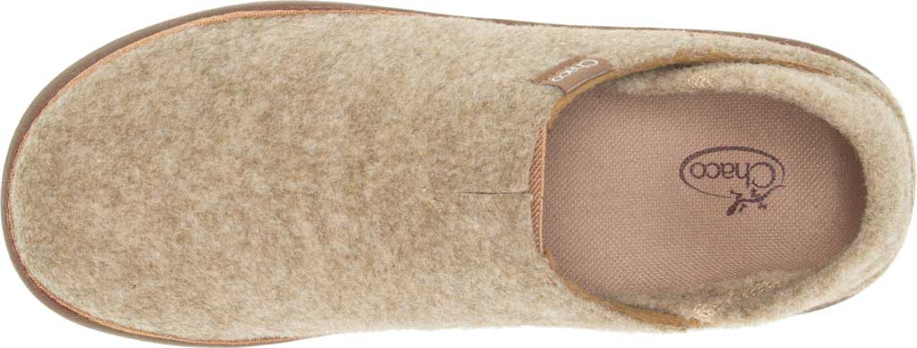 Women's Chaco Revel Slip On, Tan Felt, large, image 4