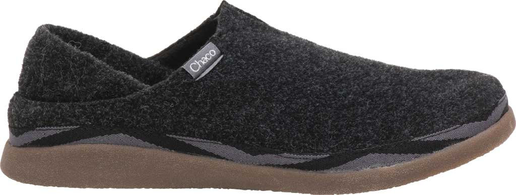 Women's Chaco Revel Slip On, Black Felt, large, image 2