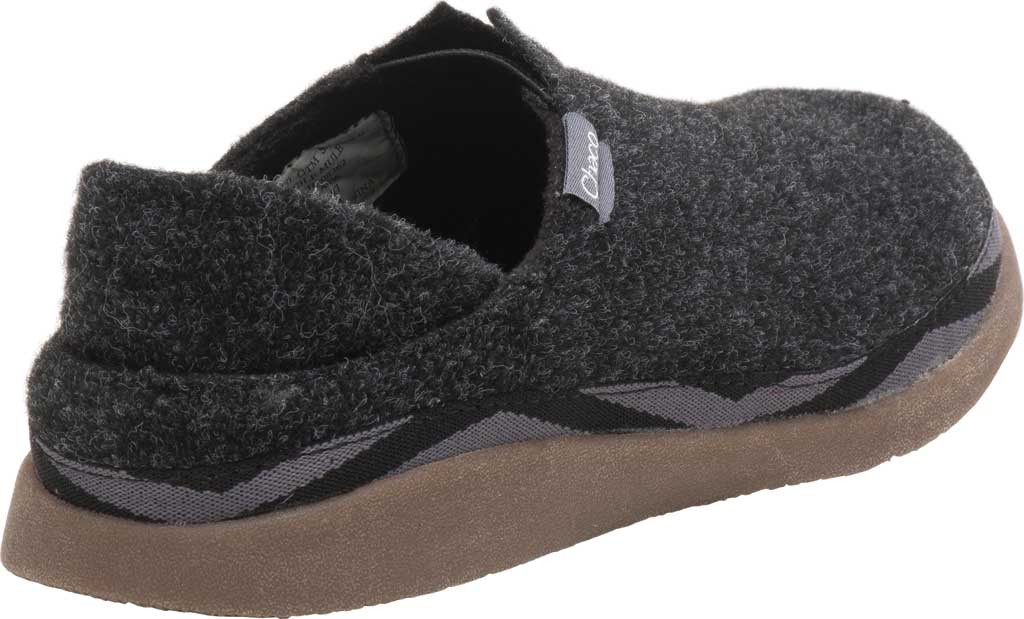 Women's Chaco Revel Slip On, Black Felt, large, image 3