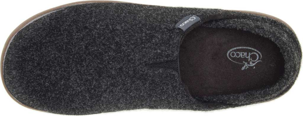 Women's Chaco Revel Slip On, Black Felt, large, image 4