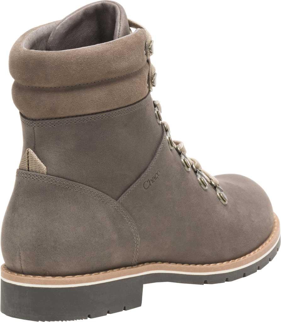 Women's Chaco Cataluna Explorer Waterproof Hiking Boot, Morel Brown Full Grain Leather, large, image 3