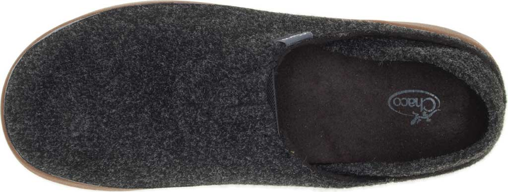 Men's Chaco Revel Slip On, Black Felt, large, image 4