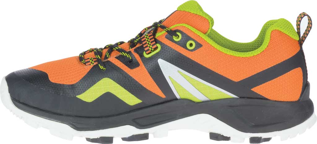 Men's Merrell MQM Flex 2 GORE-TEX Trail Running Sneaker, Black HV Waterproof Mesh, large, image 3