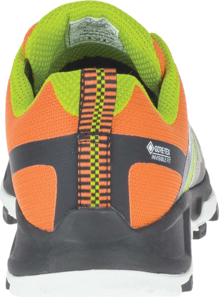 Men's Merrell MQM Flex 2 GORE-TEX Trail Running Sneaker, Black HV Waterproof Mesh, large, image 4