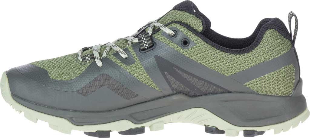 Men's Merrell MQM Flex 2 GORE-TEX Trail Running Sneaker, Lichen Waterproof Mesh, large, image 3