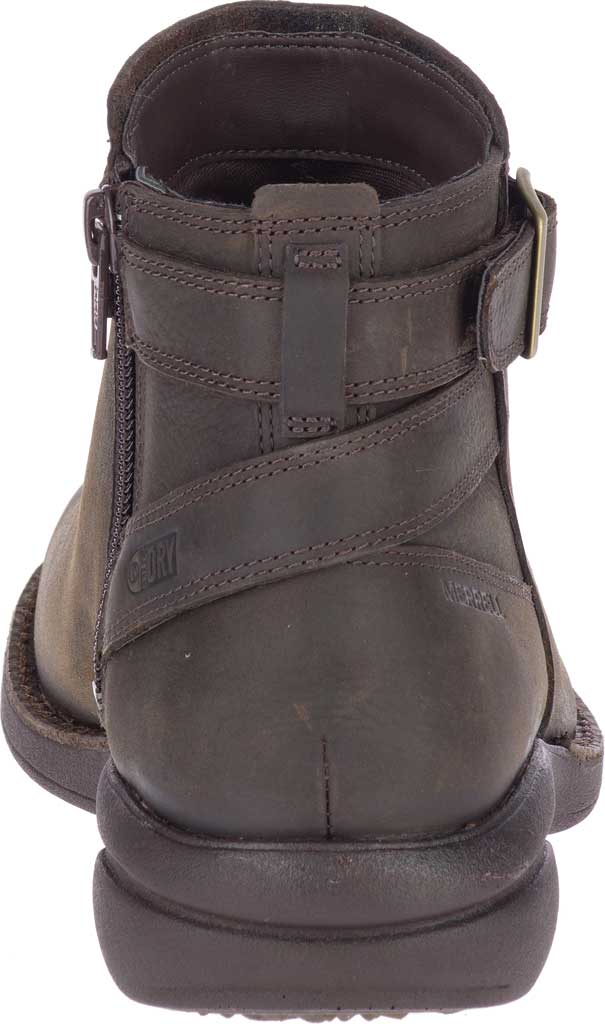 Women's Merrell Andover Bluff Waterproof Boot, Espresso Waterproof Full Grain Leather, large, image 4