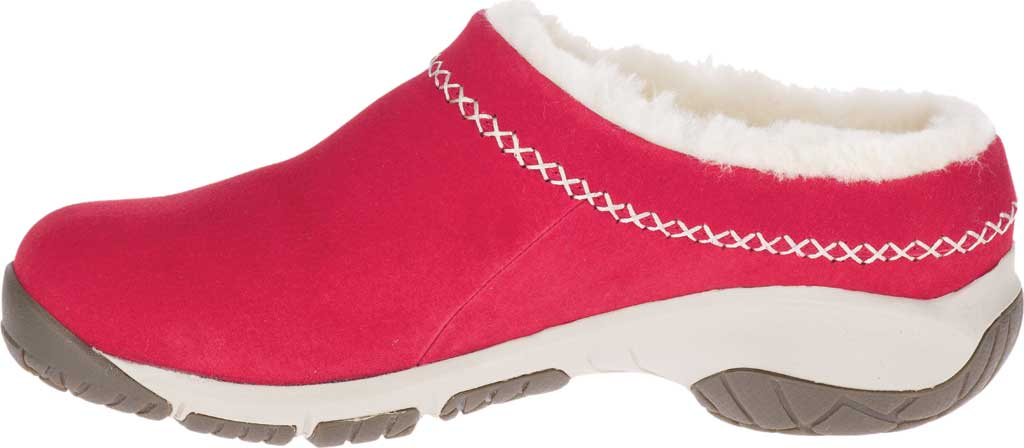 Women's Merrell Encore Ice 4 Slip On, Chili Pig Suede, large, image 3