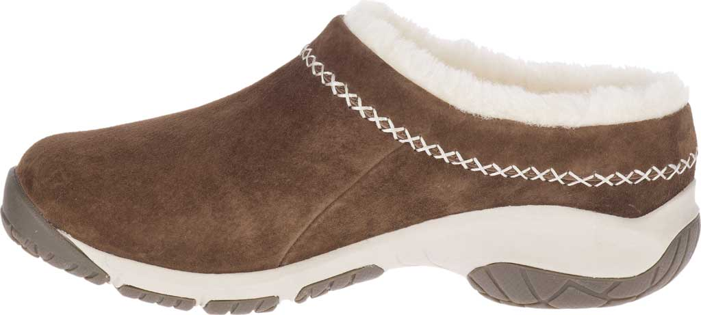 Women's Merrell Encore Ice 4 Slip On, Stone Pig Suede, large, image 3