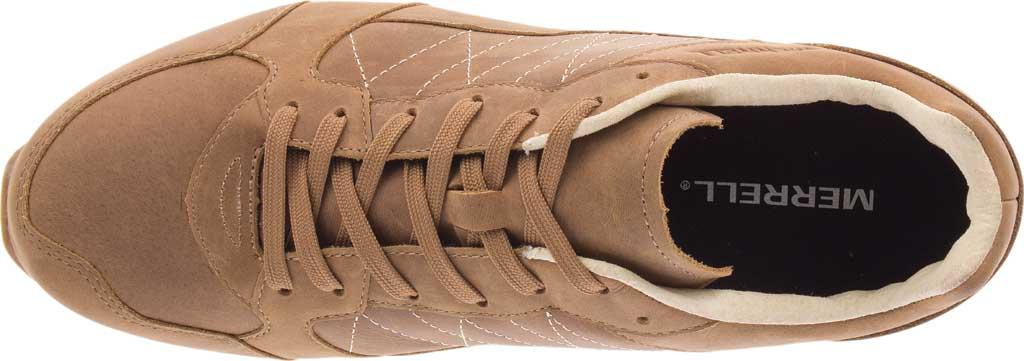 Men's Merrell Alpine Leather Sneaker, Tobacco Full Grain Leather, large, image 5
