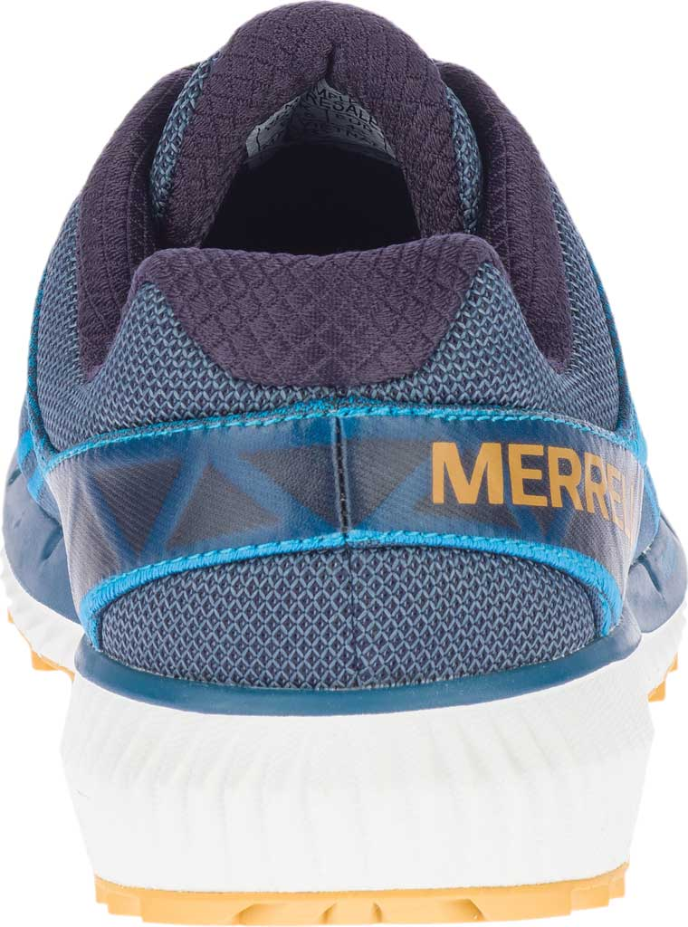 Men's Merrell Agility Synthesis 2 Trail Running Sneaker, Tahoe Jacquard Fabric/TPU, large, image 4