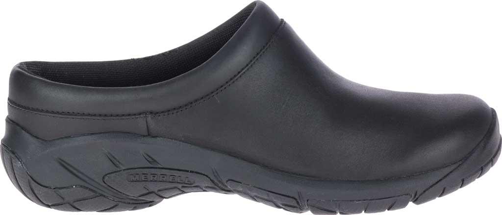 Women's Merrell Encore Nova 4 Slip On, Black Full Grain Leather, large, image 2