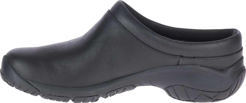 Women's Merrell Encore Nova 4 Slip On, Black Full Grain Leather, large, image 3