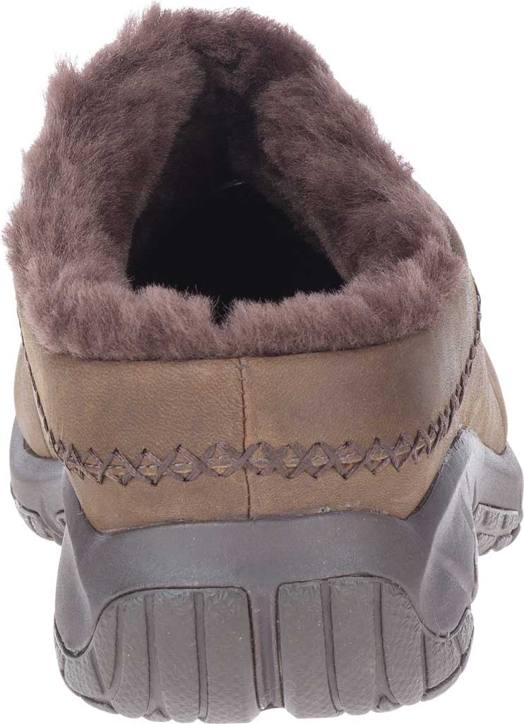Women's Merrell Encore Ice 4 Leather Slip On, Smooth Espresso Full Grain Leather, large, image 4