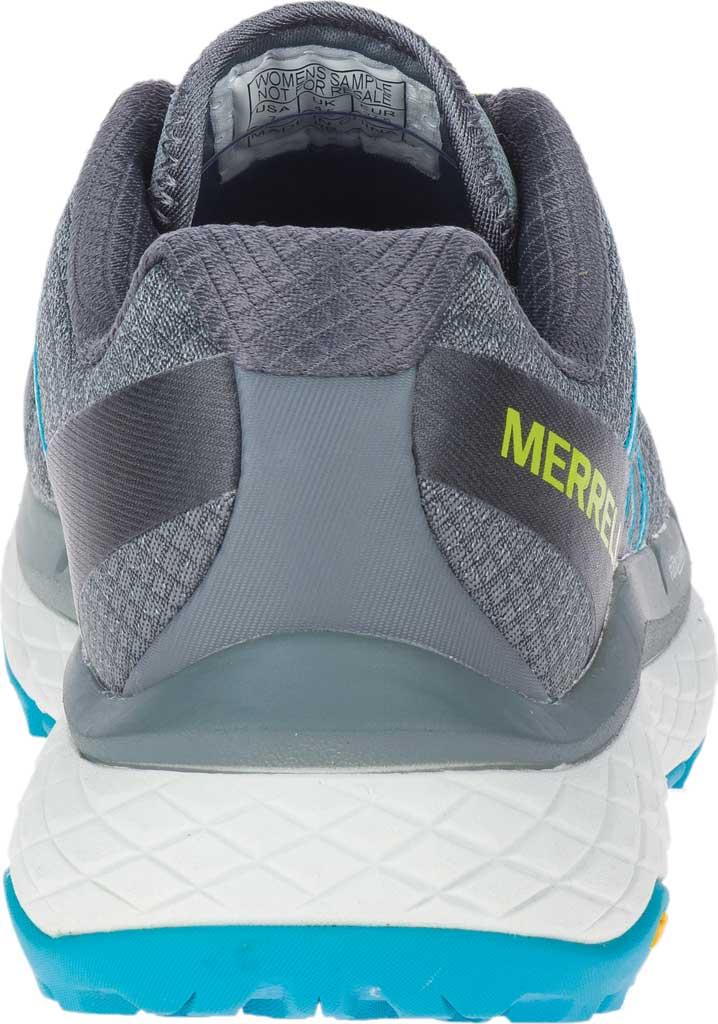 Women's Merrell Rubato Trail Running Sneaker, Monument Jacquard Fabric/TPU, large, image 4