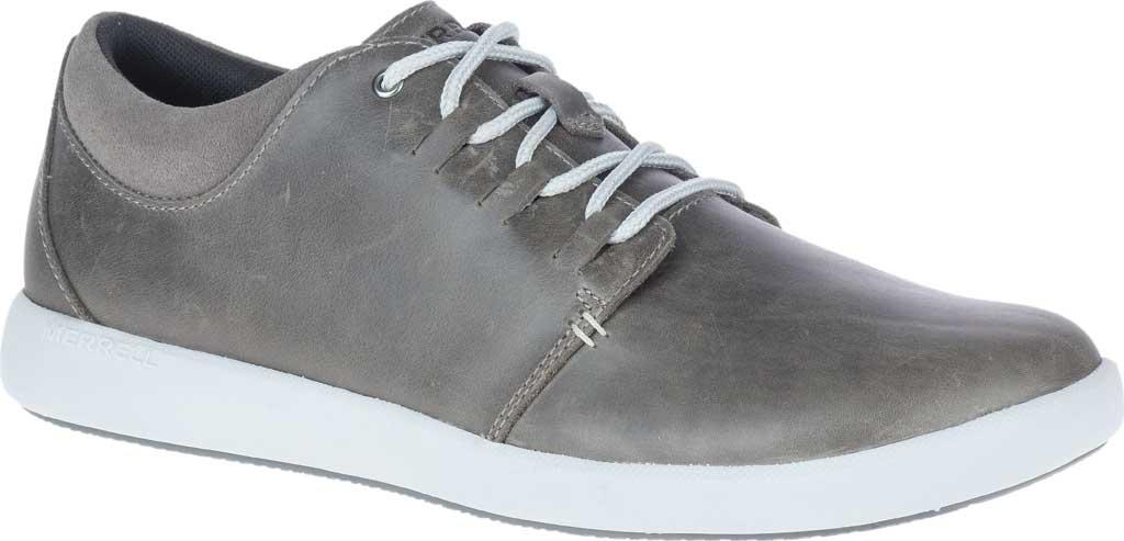 Men's Merrell Freewheel 2 Sneaker, Charcoal Full Grain Leather, large, image 1