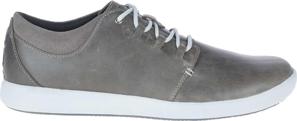 Men's Merrell Freewheel 2 Sneaker, Charcoal Full Grain Leather, large, image 2
