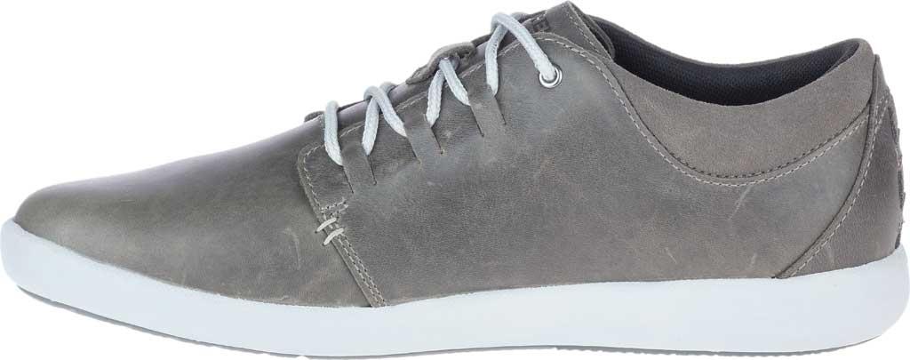 Men's Merrell Freewheel 2 Sneaker, Charcoal Full Grain Leather, large, image 3