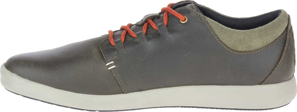 Men's Merrell Freewheel 2 Sneaker, Olive Full Grain Leather, large, image 3
