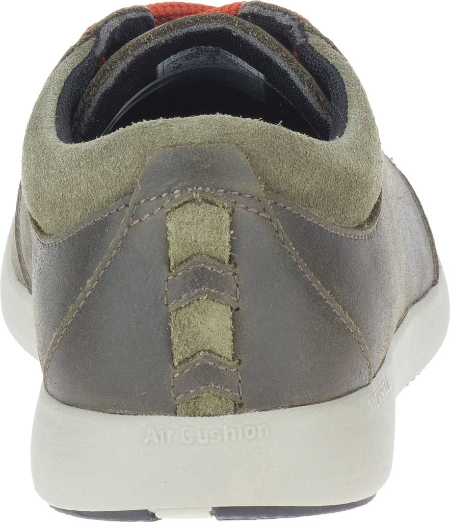 Men's Merrell Freewheel 2 Sneaker, Olive Full Grain Leather, large, image 4