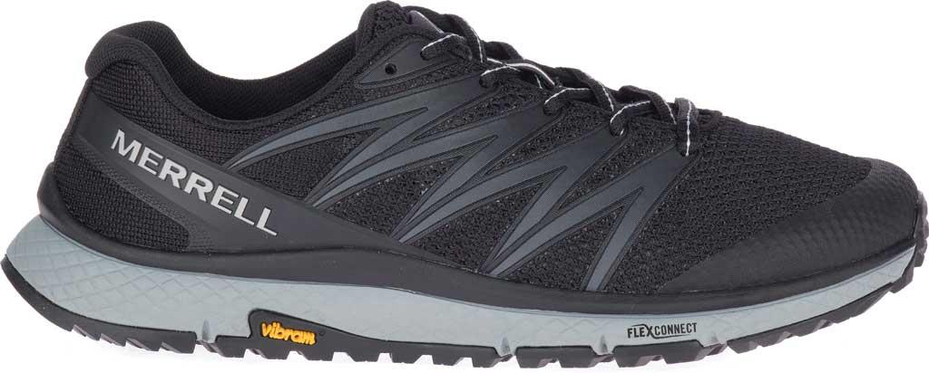 Women's Merrell Bare Access XTR Trail Running Sneaker, Black Mesh/TPU, large, image 2
