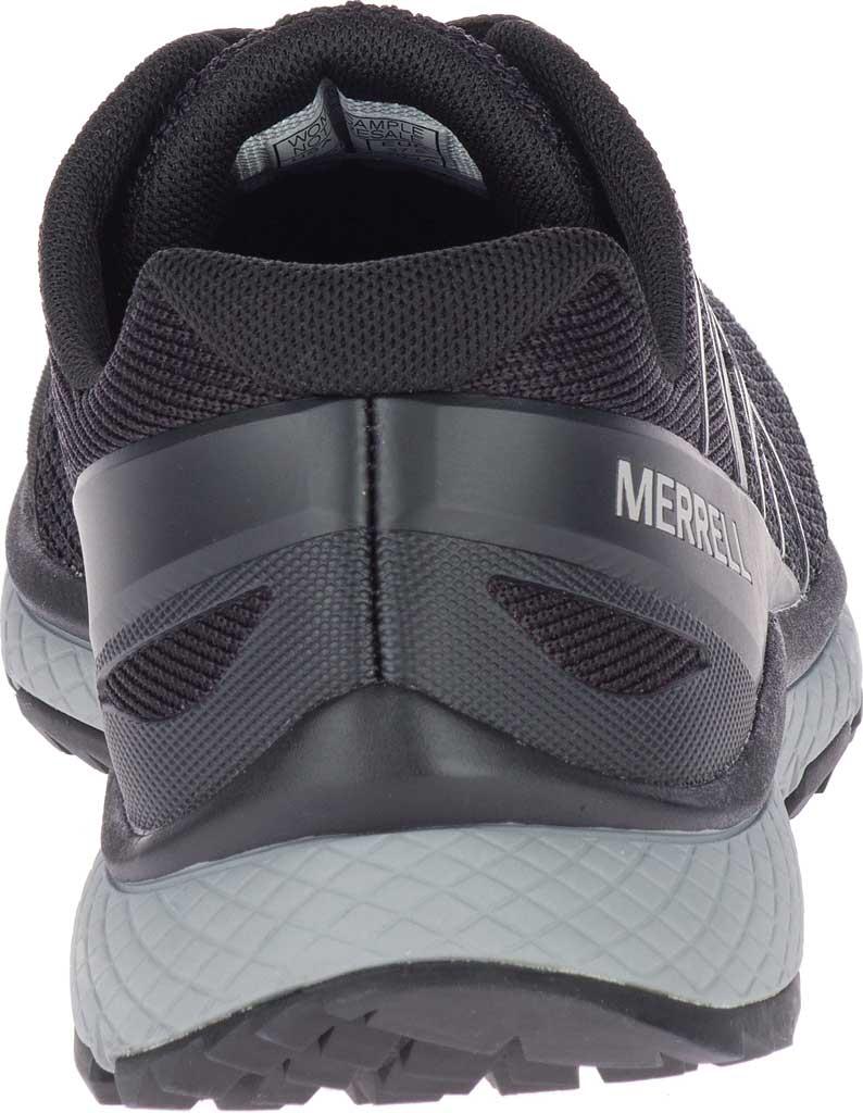 Women's Merrell Bare Access XTR Trail Running Sneaker, Black Mesh/TPU, large, image 4