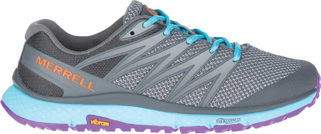 Women's Merrell Bare Access XTR Trail Running Sneaker, Highrise Mesh/TPU, large, image 2
