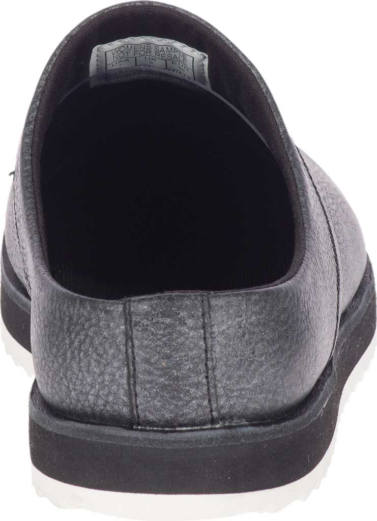 Women's Merrell Juno Leather Clog, Metallic Full Grain Leather, large, image 4