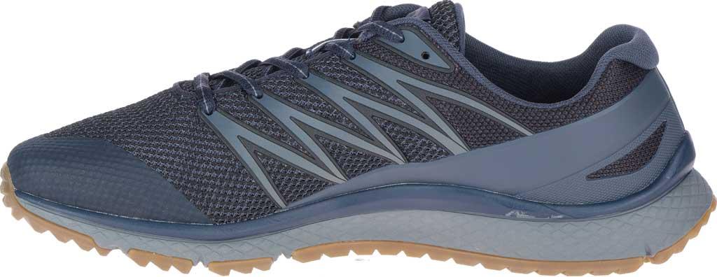 Men's Merrell Bare Access XTR Trail Running Sneaker, Navy Mesh/TPU, large, image 3