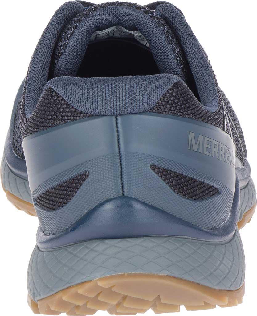Men's Merrell Bare Access XTR Trail Running Sneaker, Navy Mesh/TPU, large, image 4