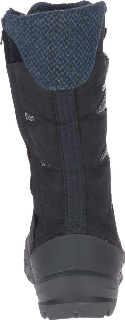 Women's Merrell Thermo Aurora 2 Tall Shell Waterproof Boot, Black Waterproof Full Grain Leather/Wool, large, image 4