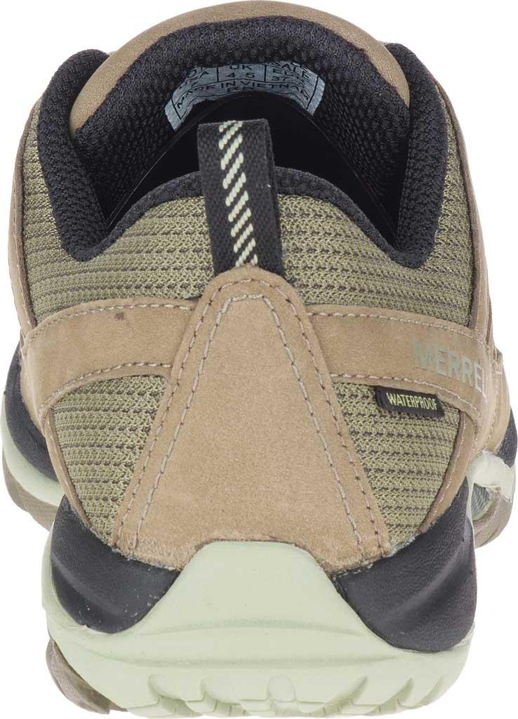 Women's Merrell Siren Sport 3 Waterproof Tail Shoe, Brindle/Tea Waterproof Mesh/Leather, large, image 4