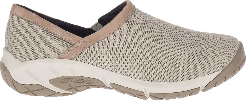 Women's Merrell Encore Breeze Moc Slip On, Aluminum Mesh/Leather, large, image 2