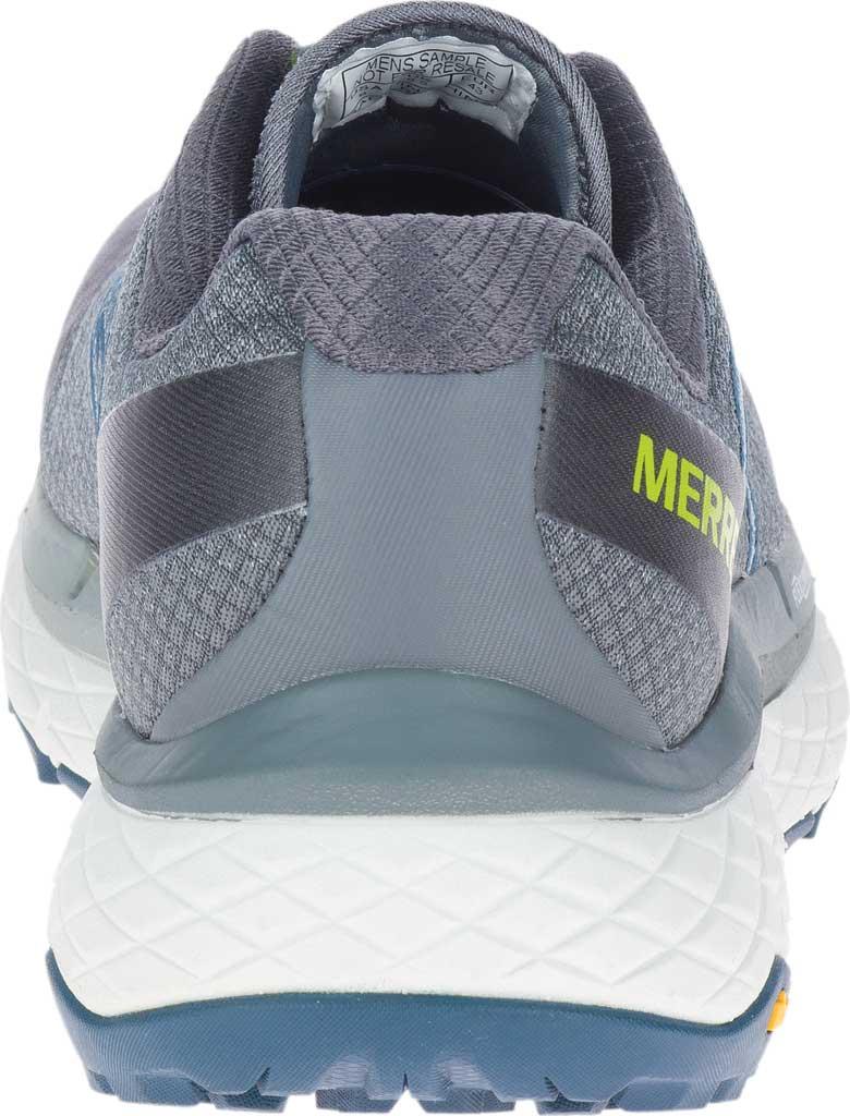 Men's Merrell Rubato Trail Running Sneaker, Monument Jacquard Fabric/TPU, large, image 4