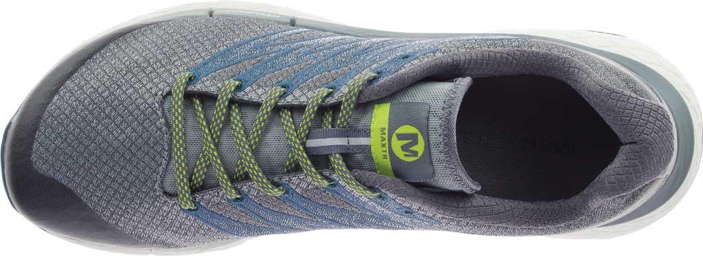Men's Merrell Rubato Trail Running Sneaker, Monument Jacquard Fabric/TPU, large, image 5