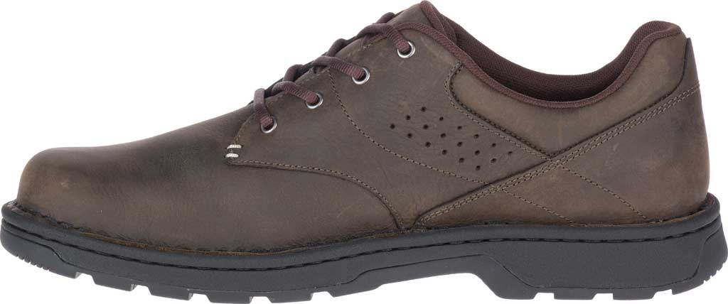 Men's Merrell World Legend 2 Oxford, Espresso Full Grain Leather, large, image 3
