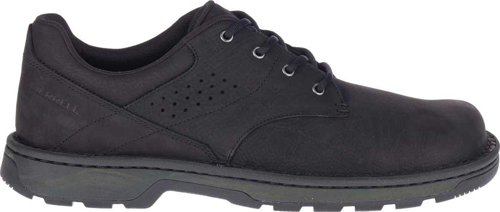 Men's Merrell World Legend 2 Oxford, Black Full Grain Leather, large, image 2