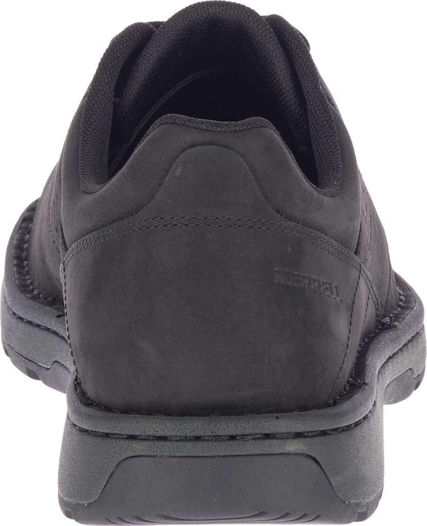 Men's Merrell World Legend 2 Oxford, Black Full Grain Leather, large, image 4