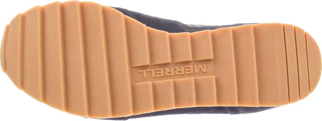 Men's Merrell Alpine Sneaker, Ebony Nylon/Leather, large, image 6