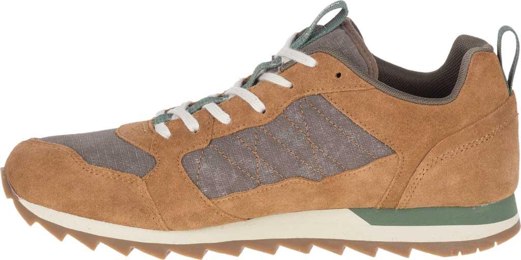 Men's Merrell Alpine Sneaker, Tobacco Nylon/Leather, large, image 3
