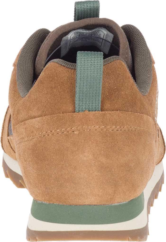 Men's Merrell Alpine Sneaker, Tobacco Nylon/Leather, large, image 4